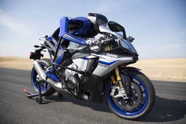 Yamaha self-driving motorcycle, Motobot