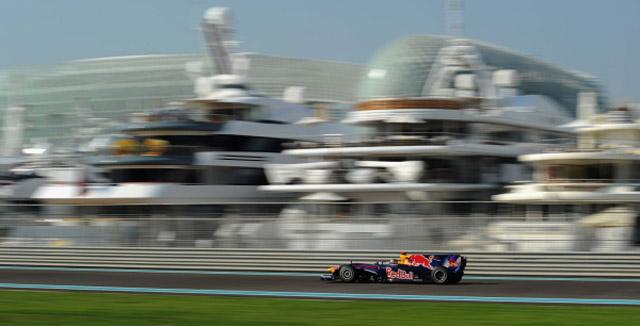 Yas Marina Circuit, home of the Abu Dhabi Grand Prix