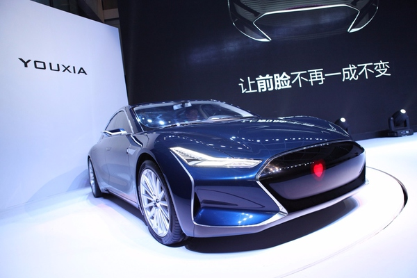 Youxia X