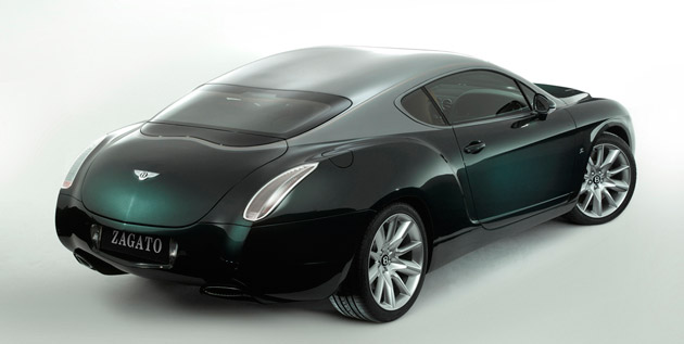 Zagato's future secure with Indian backing