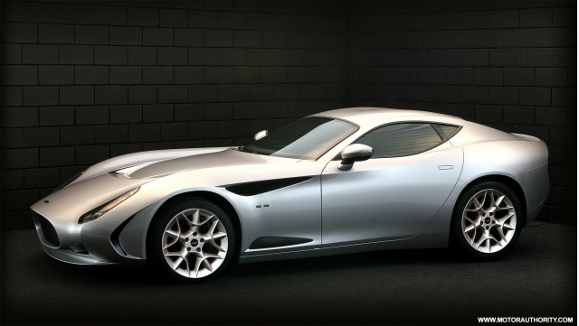 Complete details, photos of South African Zagato Perana Z-One sports car