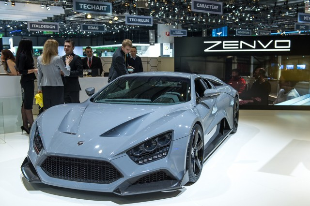 Zenvo Celebrating Anniversary With Gt Supercar