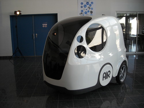Tata Airpod Compressed Air Car To Launch In Hawaii This