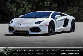 Underground Racing Builds 1,200-HP Lamborghini Aventador: Video ...