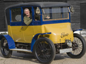 Longest Lasting Cars >> Thomas Edison's 1912 Electric Car Gets A Chance To Shine