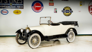 1916 Owen Magnetic Tourer  -  Bonhams Tupelo Automobile Museum Auction (2019)