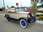 1929 Chevrolet rumbleseat roadster
