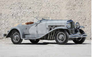This Duesenberg is the most expensive American car ever sold at auction