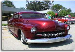 1951 Mercury Street Rod