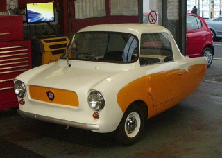 1961 Frisky Prince believed to be one of only two remaining