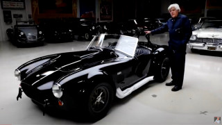 1965 Shelby 427 Cobra Competition on Jay Leno's Garage