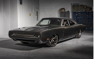Demon-powered, carbon fiber-bodied 1970 Dodge Charger arrives at SEMA
