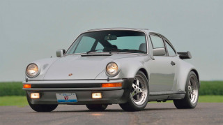 1979 Porsche 911 Turbo first owned by Walter Payton