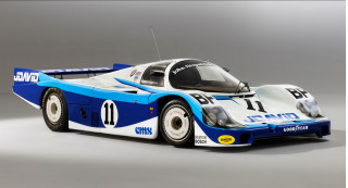 1983 Porsche 956 Group C race car can be yours
