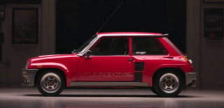 1985 Renault R5 Turbo2 on Jay Leno's Garage