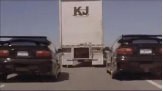 Heist Civics Fast and the Furious