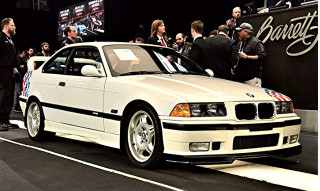 Paul Walker's 1995 BMW M3 Lightweight