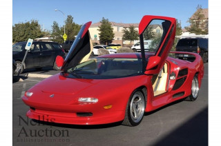 1996 Vector M12 headed to auction