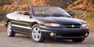 1997 Chrysler Sebring LX