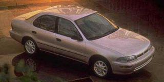 1997 Geo Prizm Photo