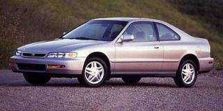 1997 Honda Accord Cpe LX