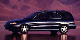 ... Honda Accord Wagon Against The Competition. 1997 Hyundai Elantra