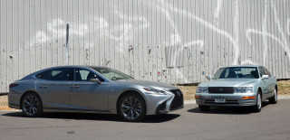 2019 Lexus LS 500 F-Sport retrospective: A far cry from the original