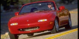 1997 Mazda MX-5 Miata M-Edition