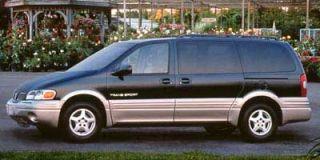 1997 Pontiac Trans Sport SE