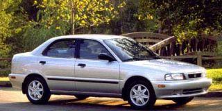1997 Suzuki Esteem GL