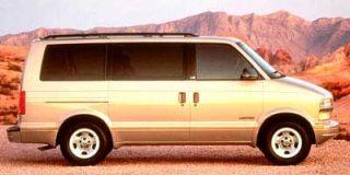 1998 Chevrolet Astro Passenger