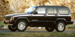 1998 Jeep Cherokee Limited