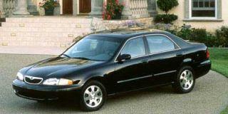 1998 Mazda 626 ES
