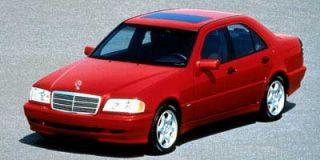 1998 Mercedes Benz C Class