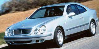 1998 Mercedes Benz CLK Class