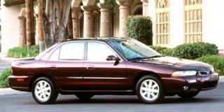 1998 Mitsubishi Galant DE