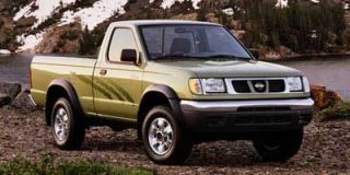 1998 Nissan Frontier 4WD XE