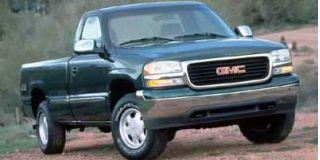 1999 GMC New Sierra 1500 SL