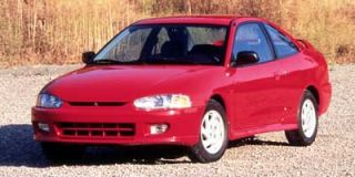 1999 Mitsubishi Mirage DE