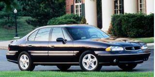 1999 Pontiac Bonneville SE