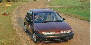 1999 Saturn SW RHD