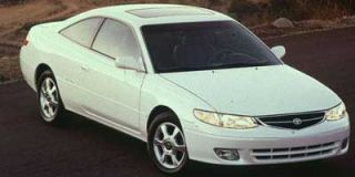 1999 Toyota Camry Solara SE