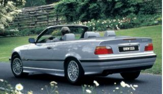 1999 BMW 323i Convertible