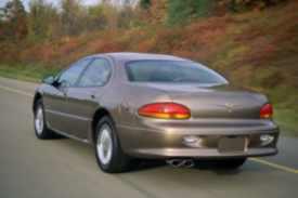1999 Chrysler LHS  back