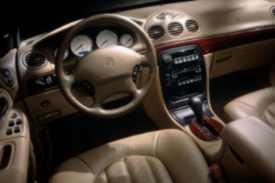 1999 Chrysler LHS  storage
