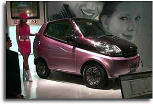 1999 Daihatsu micro concept