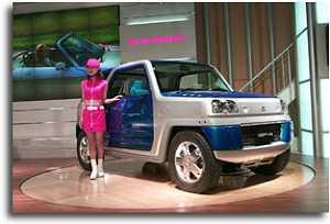 1999 Daihatsu SP-4