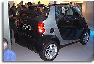 1999 DC Smart car