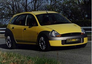 1999 Ford Turing Ka