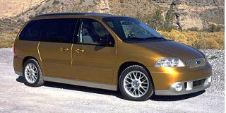 1999 Ford Windstar Teksport